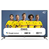 """CHiQ Televisor Smart TV LED 40"""", Resolución FHD, HDR 10/HLG, Android 9.0, WiFi, Bluetooth, Netflix, Prime Video, Youtube, HDMI, USB - L40H7A"""
