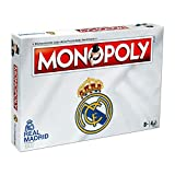 Winning Moves Monopoly Real Madrid Cf (63324), multicolor (ELEVEN FORCE