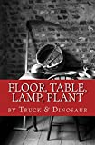 Floor, Table, Lamp, Plant: The Diary of a Schizophrenic (English Edition)