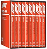 F1 1980-89 (10 DVD) Box Set [Reino Unido]